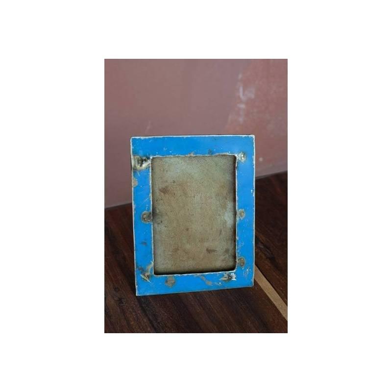 Cadre photo - couleur bleu