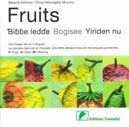 Fruits - Bibbe ledde - Bogisee - Yiriden nu