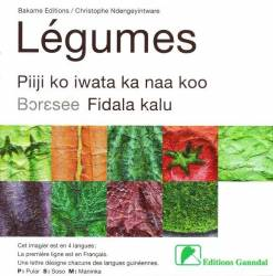 Légumes - Piiji ko iwata ka naa koo - Boresee - Fidala kalu