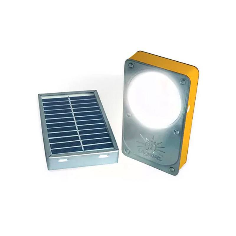 Lampe solaire portable Lagazel Kalo 1500