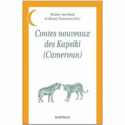 Contes nouveaux des Kapsiki (Cameroun)