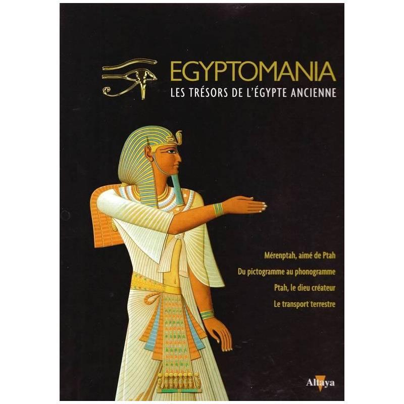 Egyptomania, les trésors de l'Egypte ancienne - numéro 23