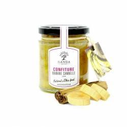 Confiture Banane Cannelle
