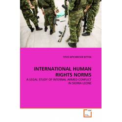 INTERNATIONAL HUMAN RIGHTS NORMS