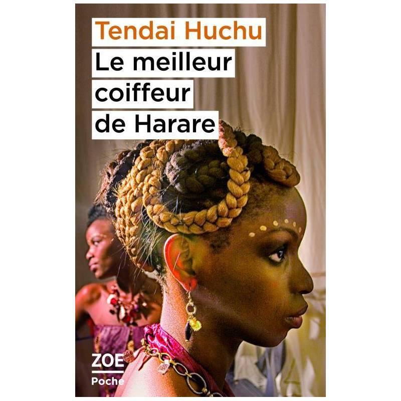 Le meilleur coiffeur de Harare Tendai Huchu