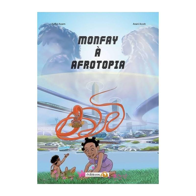 Monfay à Afrotopia