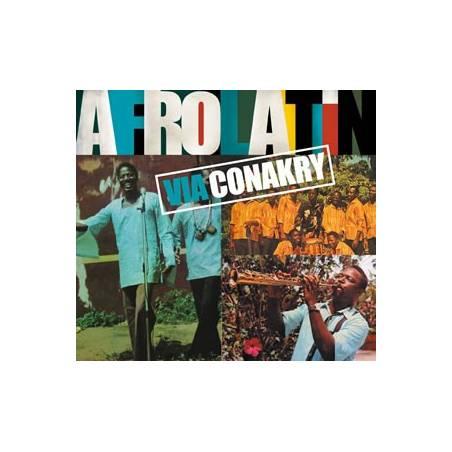 Afrolatin via Conakry