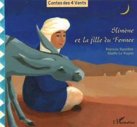 Slimène et la fille du Fennec de patricia sanchez