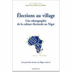 Élections au village de Jean-Pierre Olivier de Sardan
