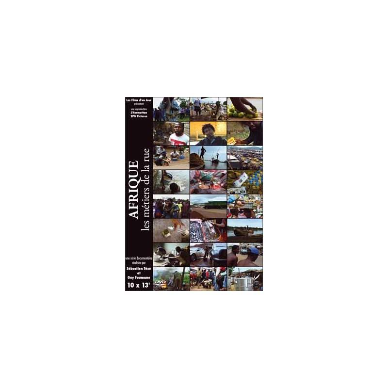 Afrique, les métiers de la rue - VOD