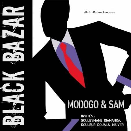 Modogo et Sam - Black Bazar