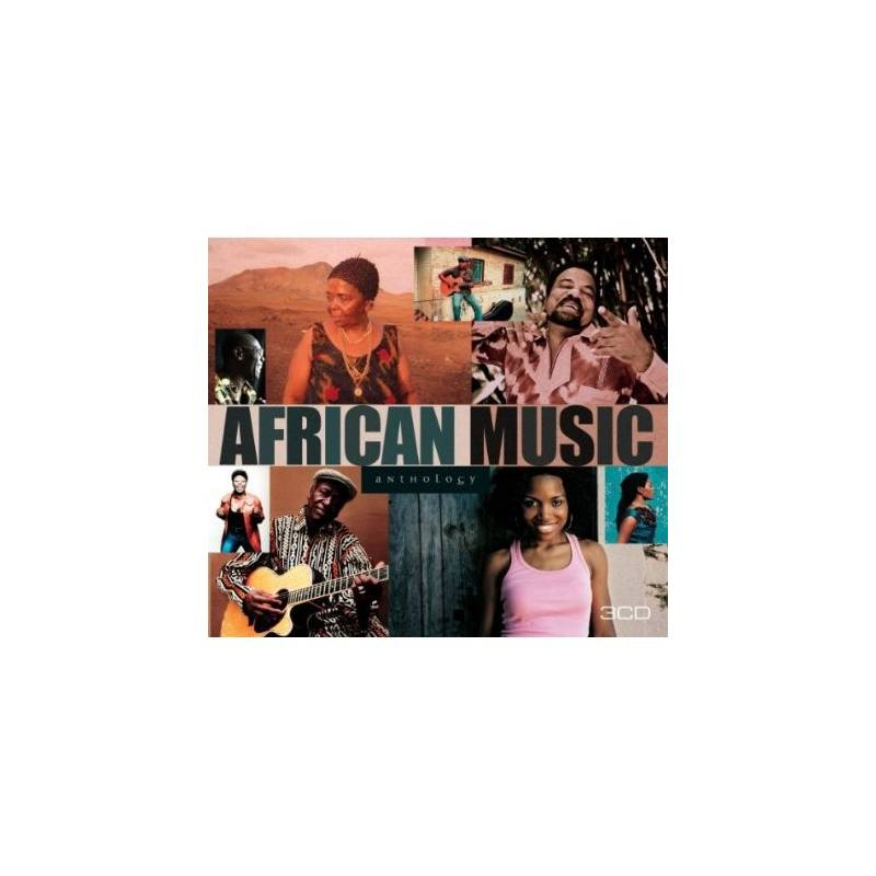 African Rhythms Anthology