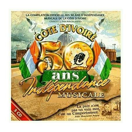50 ans d'indépendance musicale de la Côte d'Ivoire