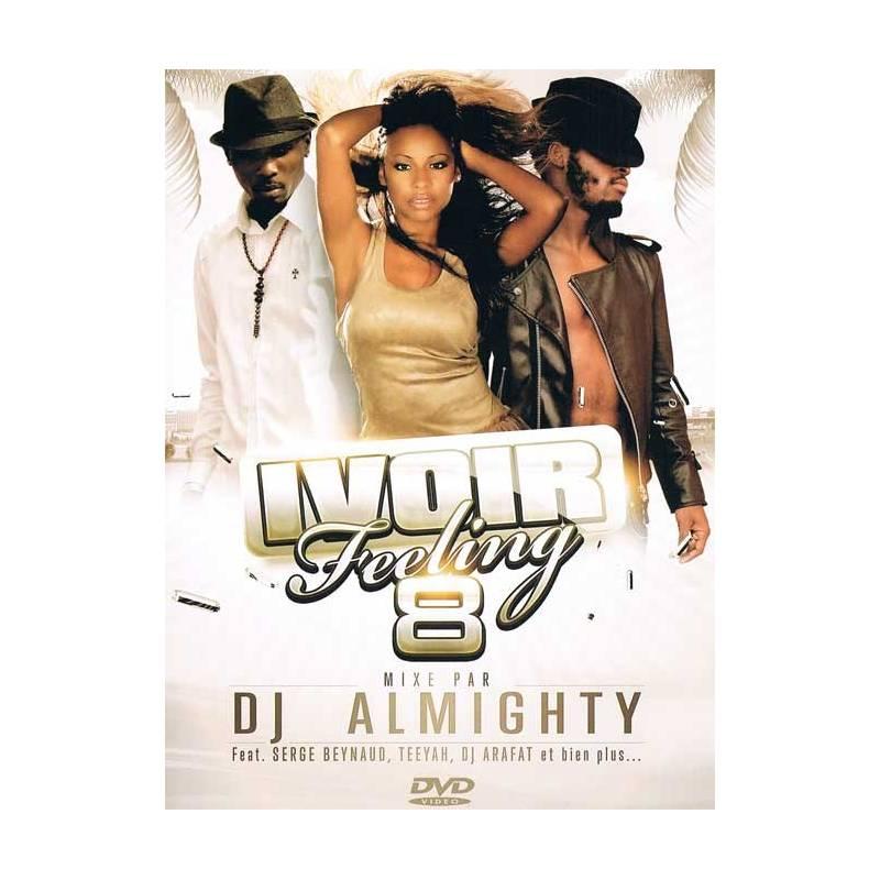 DVD Ivoir Feeling 8