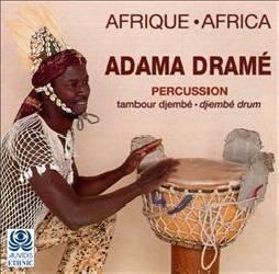 Adama Dramé -  Tambour djembé - Percussion