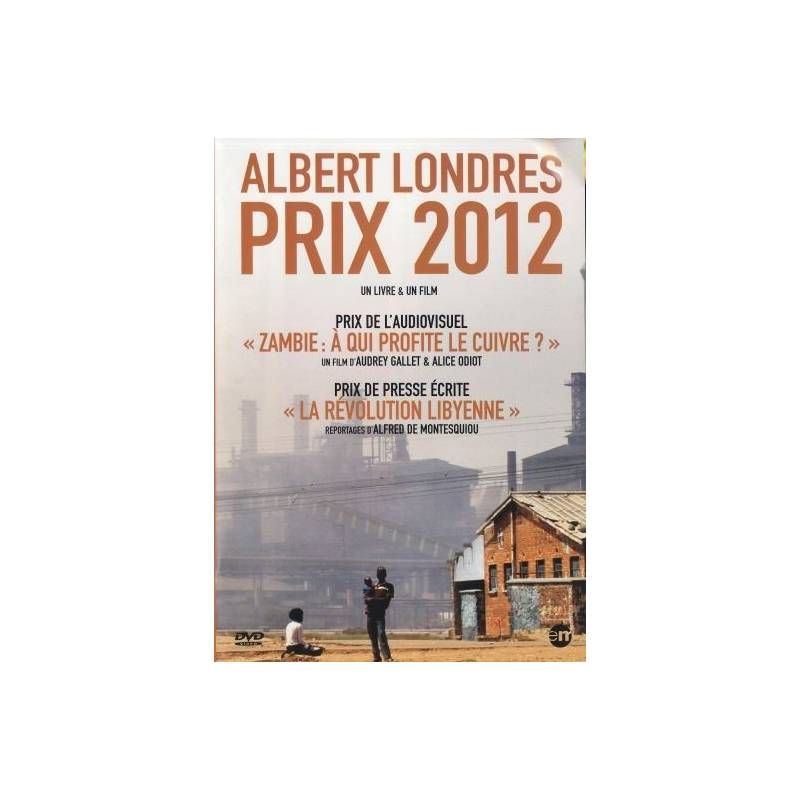 DVD Albert Londres Prix 2012