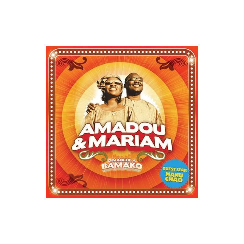 Amadou et Mariam - Dimanche à Bamako