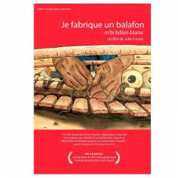 Je fabrique un balafon de Julie Courel