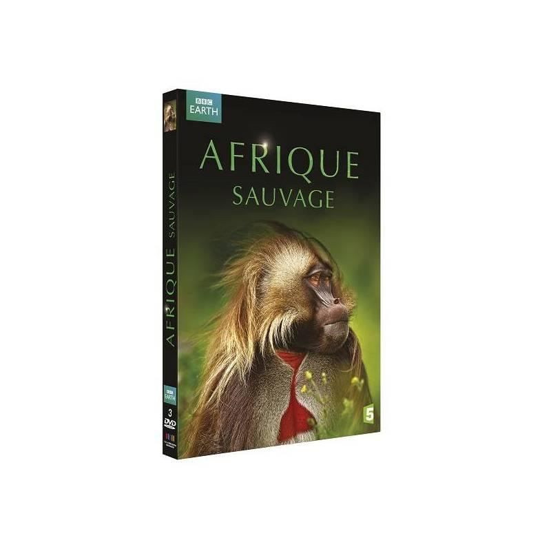 Afrique sauvage - 3 DVD