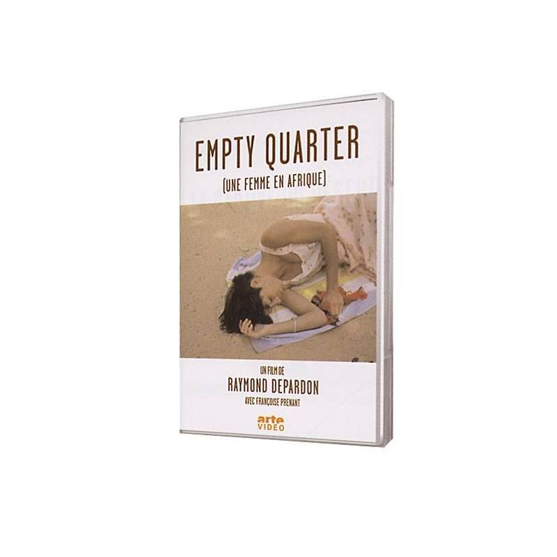 empty quarter, une femme en Afrique de Raymond Depardon