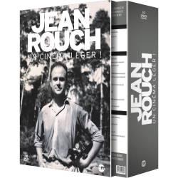 JEAN ROUCH, UN CINÉMA LÉGER ! (coffret 10 DVD)