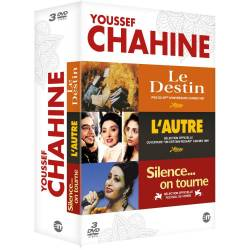 YOUSSEF CHAHINE (coffret 3 DVD)