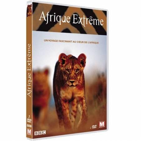 Afrique extrême - 2 DVD