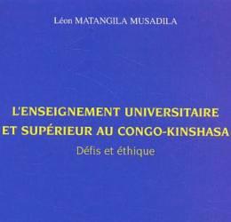 L'enseignement universitaire et supérieur au Congo-Kinshasa