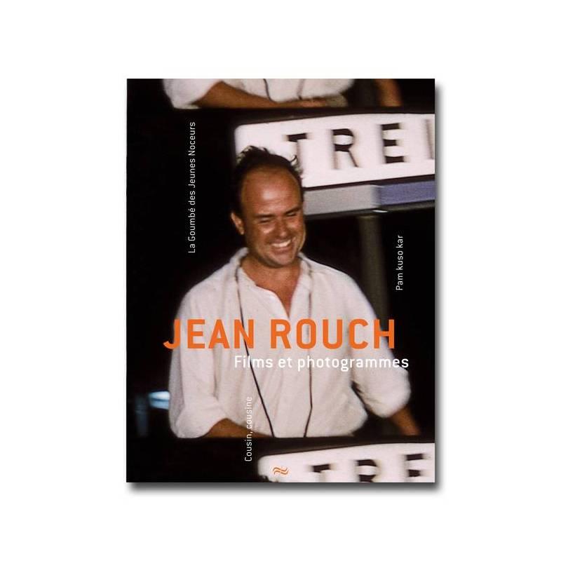 Jean Rouch, films et photogrammes - Livre + DVD