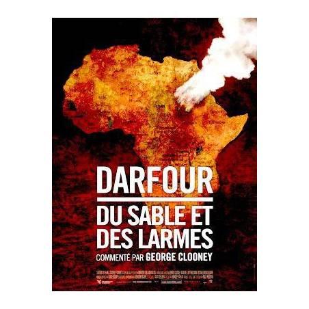 Darfour, du sable et des larmes commenté par George Clooney