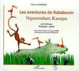 Les aventures de Kataboum de Pierre Gourou