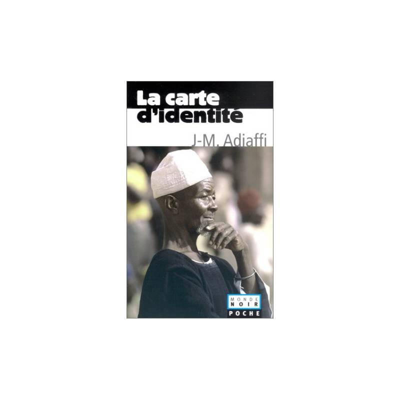 La carte d'identité de Jean-Marie Adiaffi