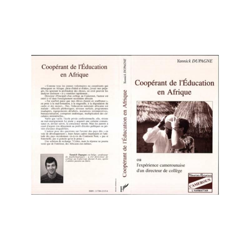 Coopérant de l'éducation en Afrique