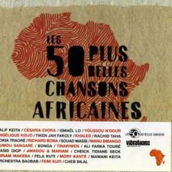 Les 50 plus belles chansons africaines
