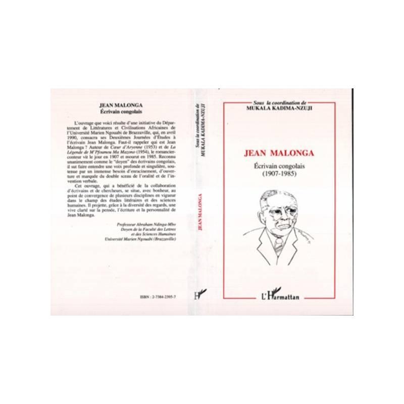 Jean Malonga, écrivain congolais (1907-1985)