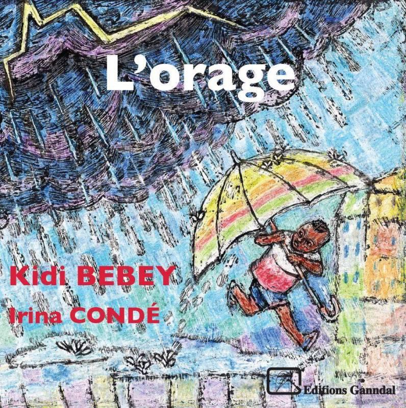 L'orage de Kidi Bebey