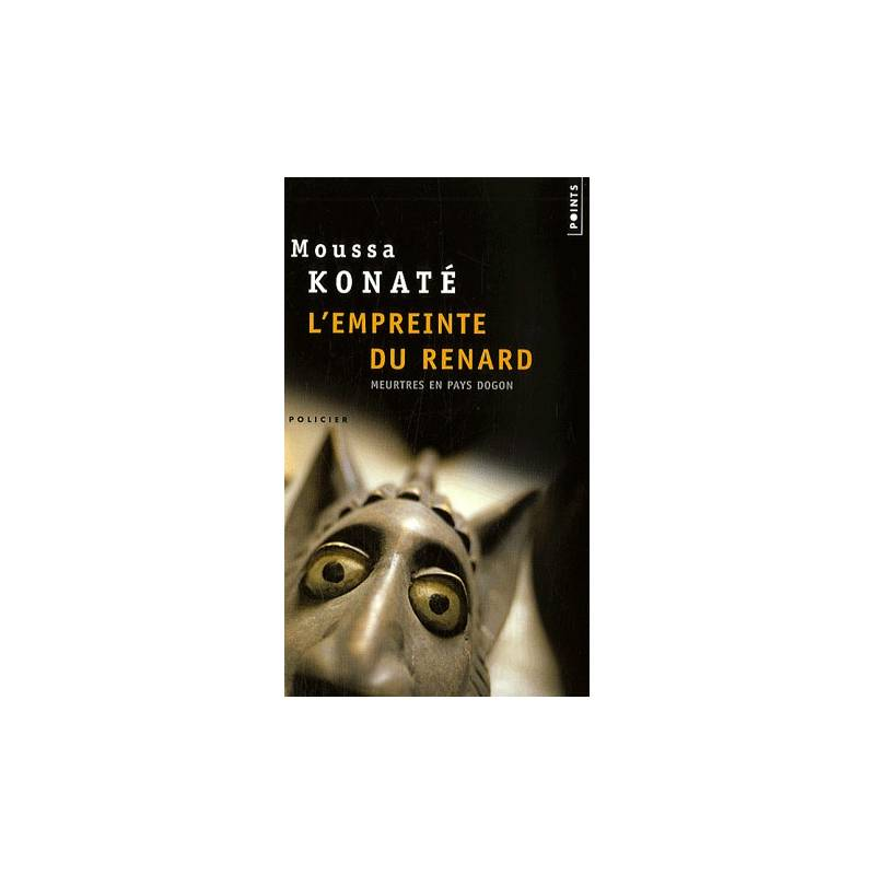L'empreinte du renard de Moussa Konaté