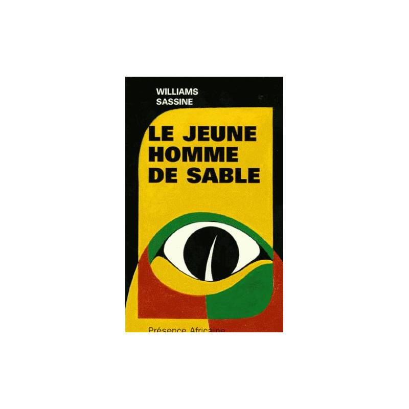 Le jeune homme de sable de Williams Sassine