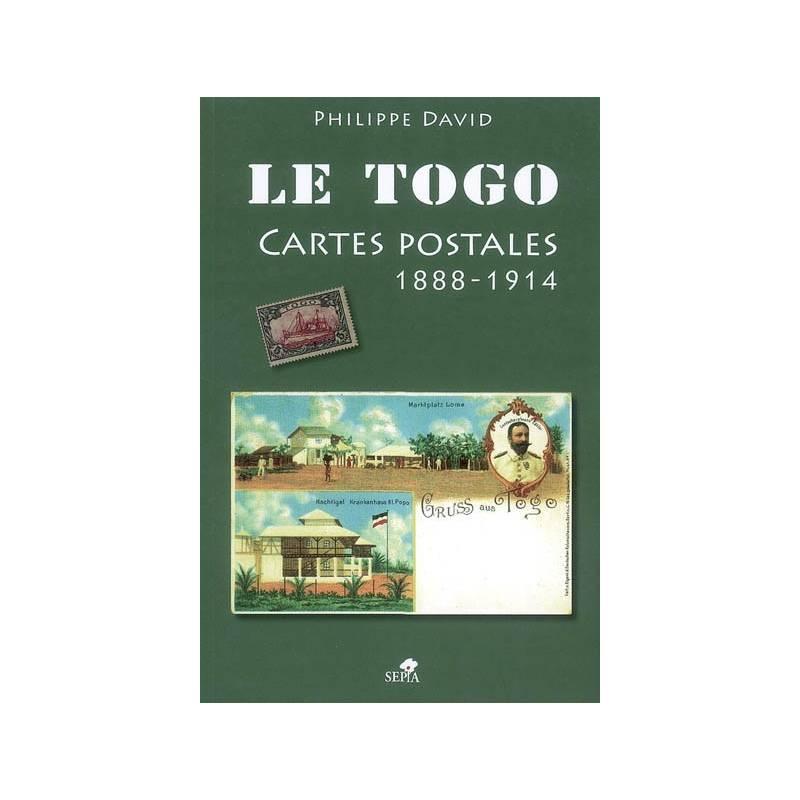 Togo, cartes postales de 1888 à 1914 de Philippe David