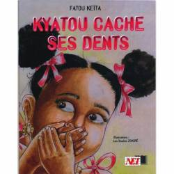 Kyatou cache ses dents