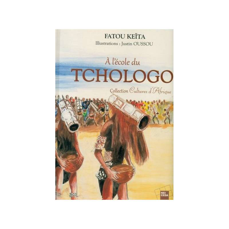 A l'école du TCHOLOGO de Fatou Keïta
