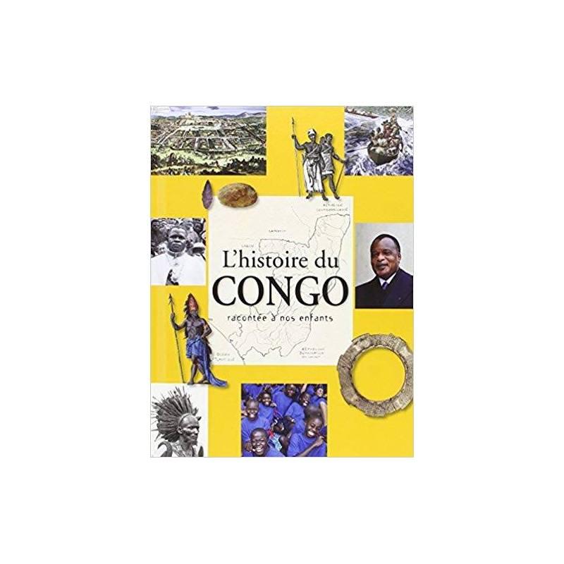 L'histoire du Congo racontée à nos enfants