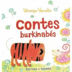 Contes burkinabés de Véronique Vernette