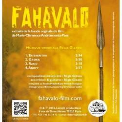 Fahavalo - bande originale du film