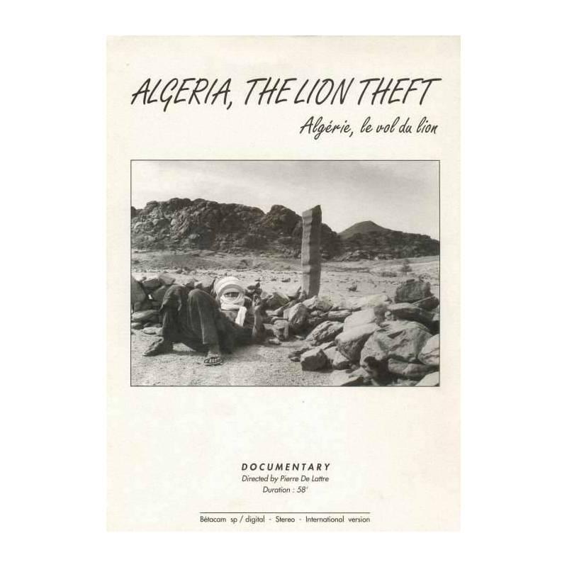 Algérie, le vol du lion