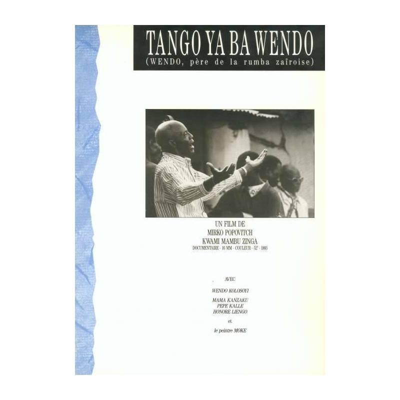 Tango Ya Ba Wendo de Mirko Popovitch