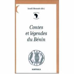 Contes et légendes du Bénin de Israël Mensah