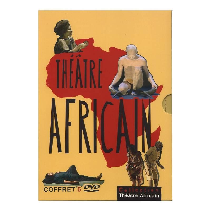 Théâtre africain - Coffret 5 DVD