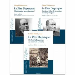 Le Père Duparquet, Tome 1, Tome 2, Tome 3 de Gérard Vieira